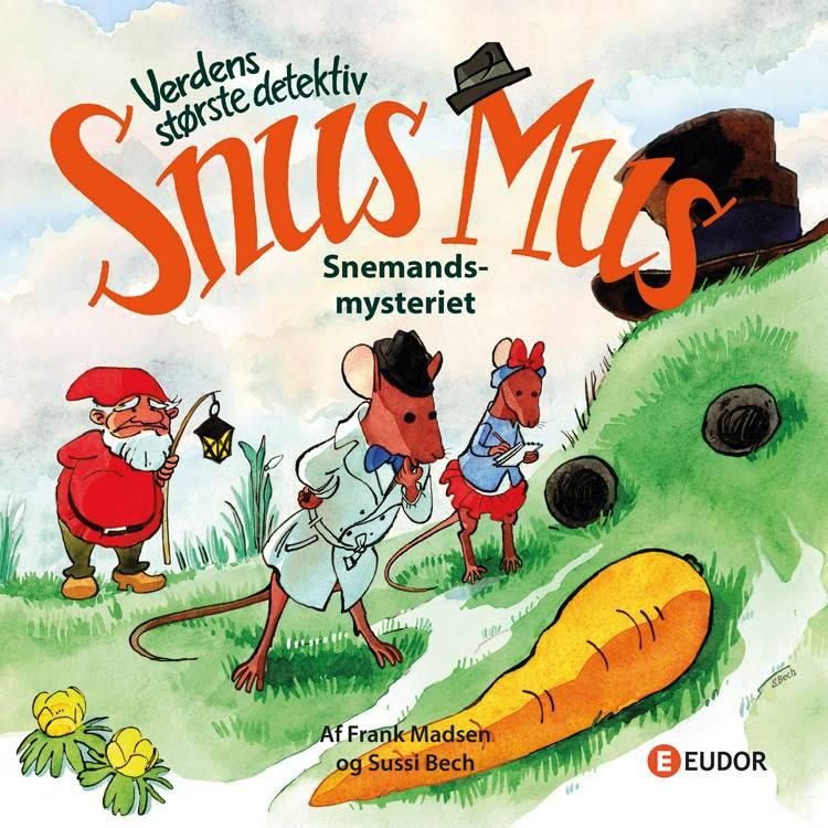 Snus Mus af Frank Madsen