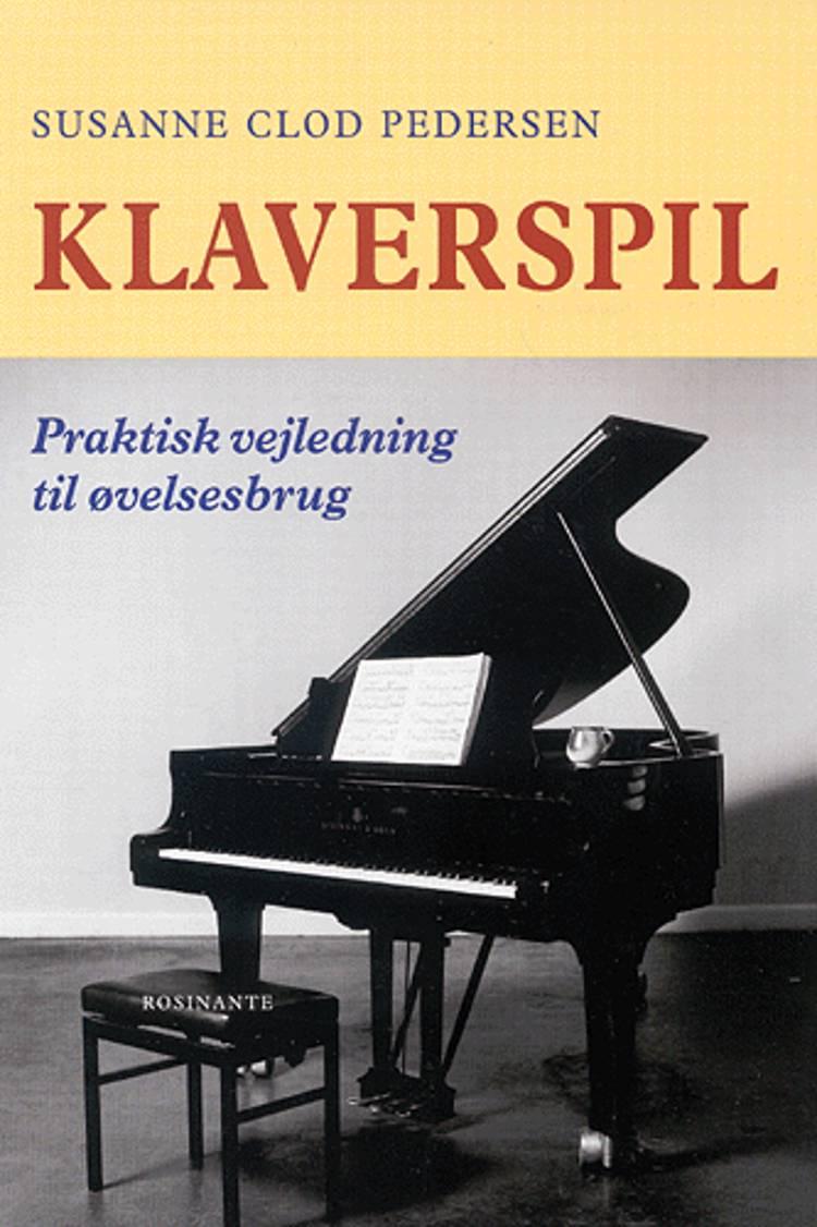 Klaverspil af Susanne Clod Pedersen
