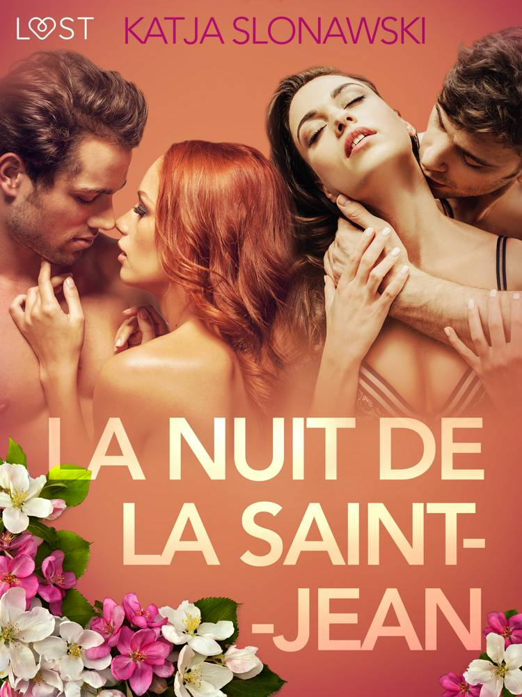 La Nuit de la Saint-Jean - Une nouvelle érotique af Katja Slonawski