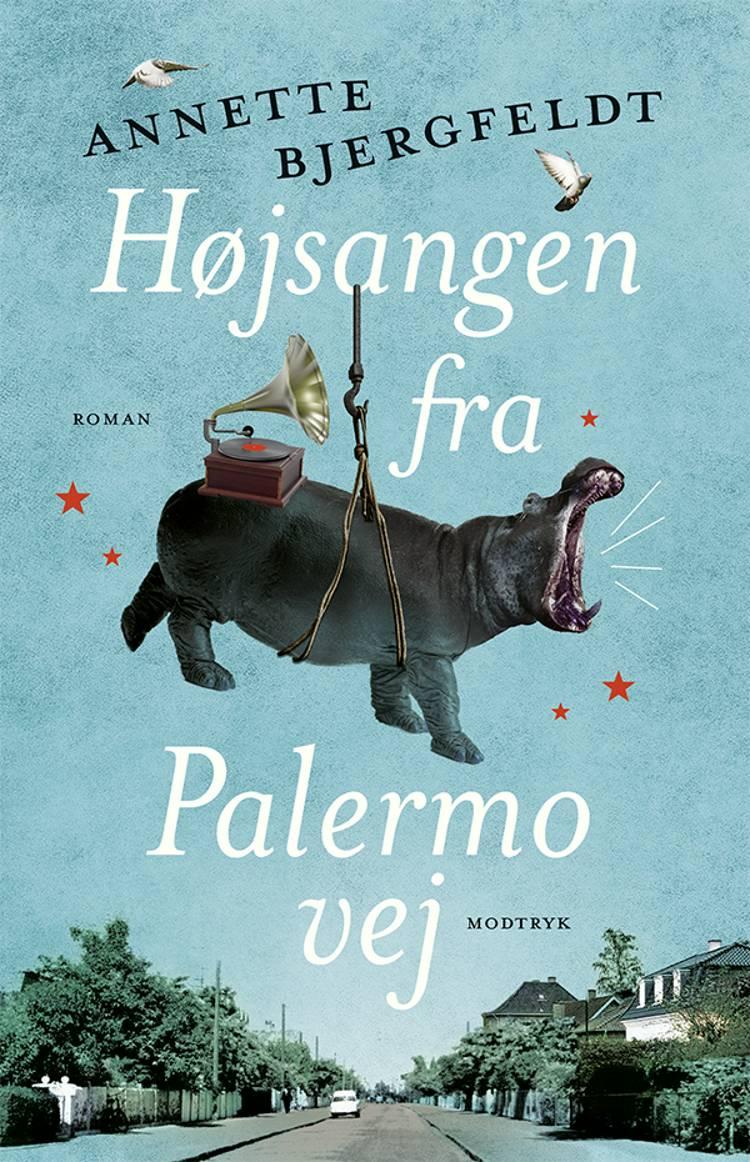Højsangen fra Palermovej af Annette Bjergfeldt