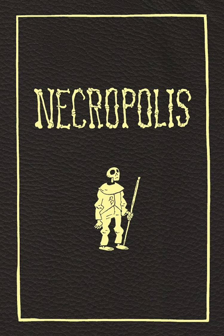 Necropolis af Simon Petersen og Cav Bøgelund
