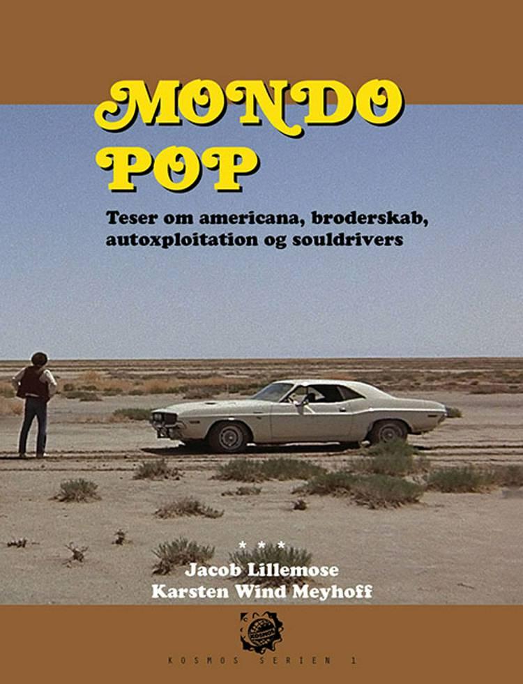 Mondo pop af Karsten Wind Meyhoff og Jacob Lillemose