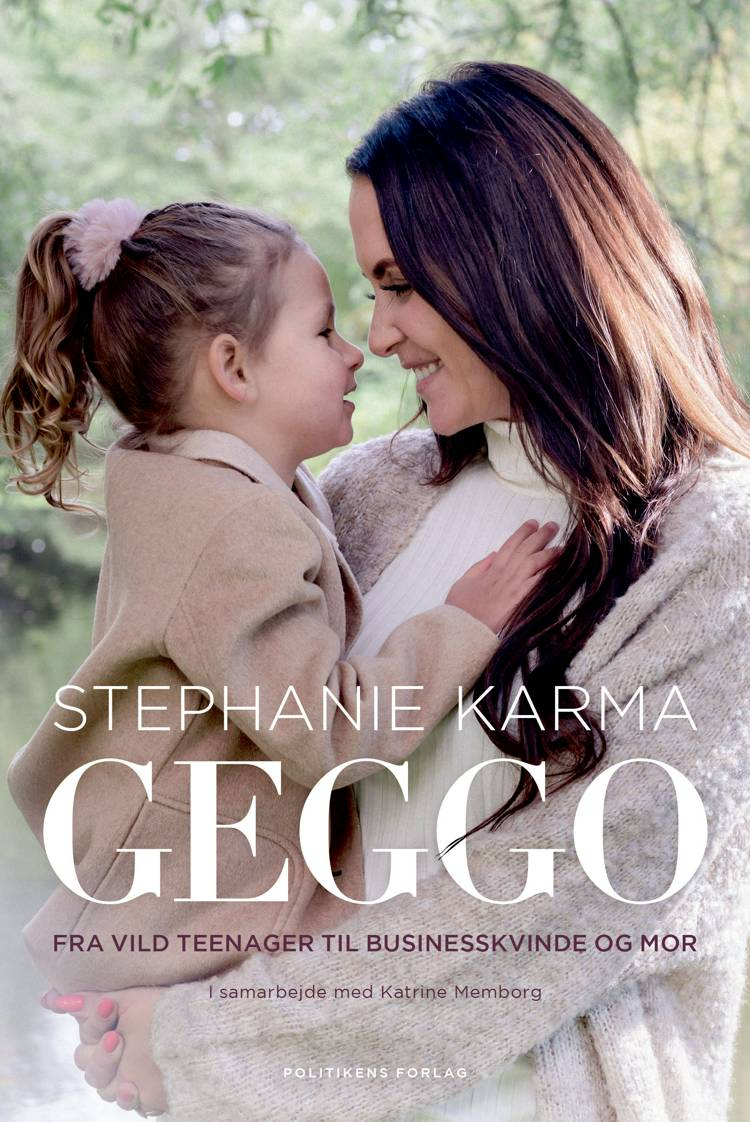 Geggo af Katrine Memborg og Stephanie Karma Salvarli