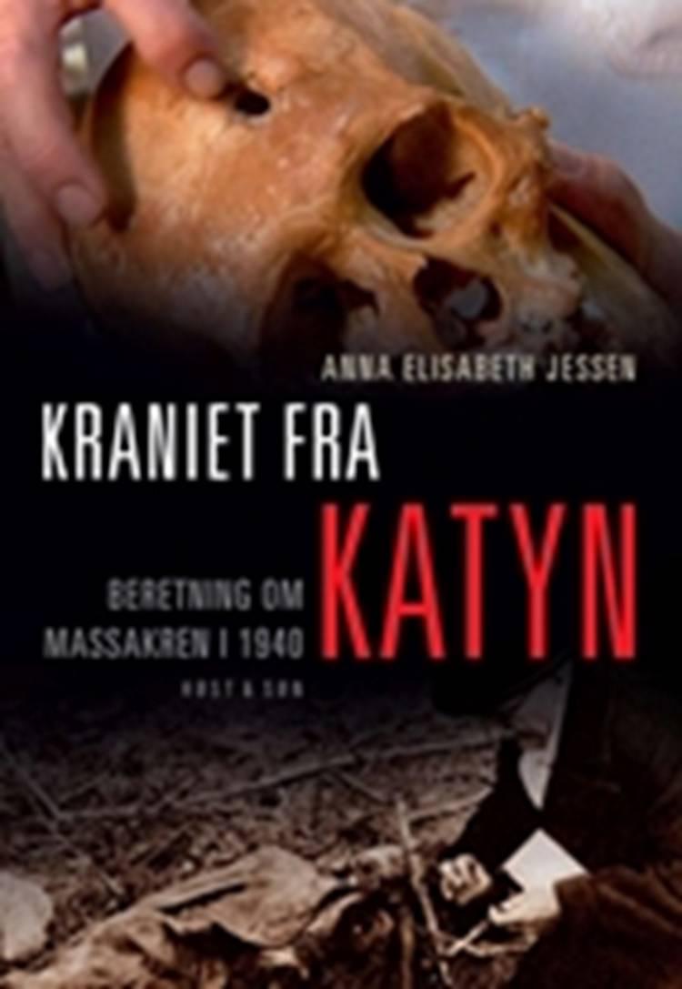 Kraniet fra Katyn af Anna Elisabeth Jessen
