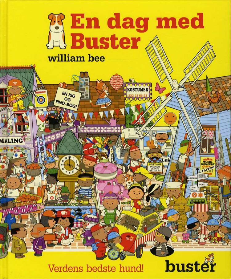 En dag med Buster af William Bee