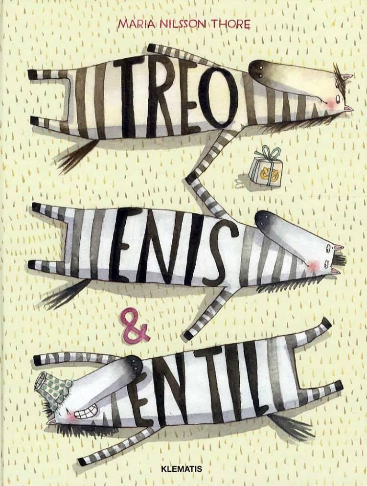 Treo, Enis & en til af Maria Nilsson Thore