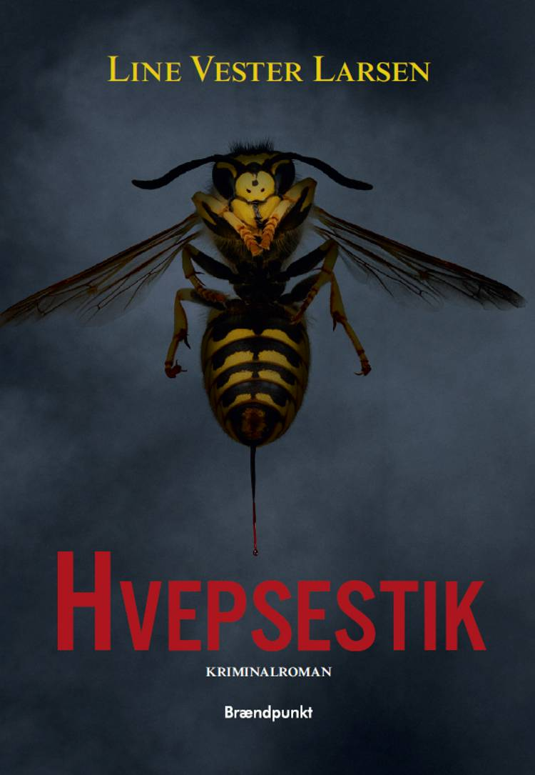 Hvepsestik af Line Vester Larsen