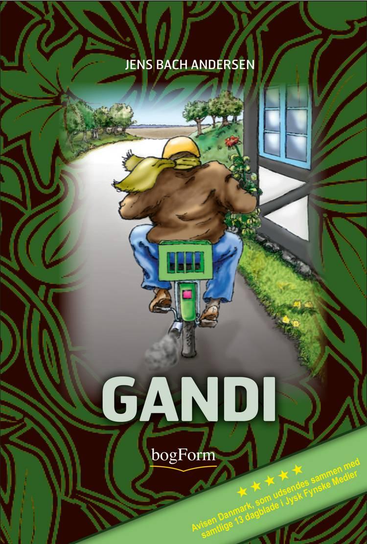 Gandi af Jens Bach Andersen