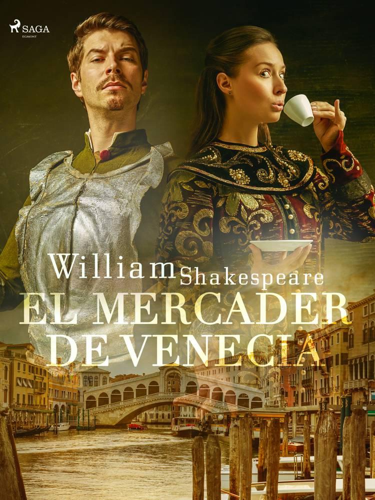 El mercader de Venecia af William Shakespeare