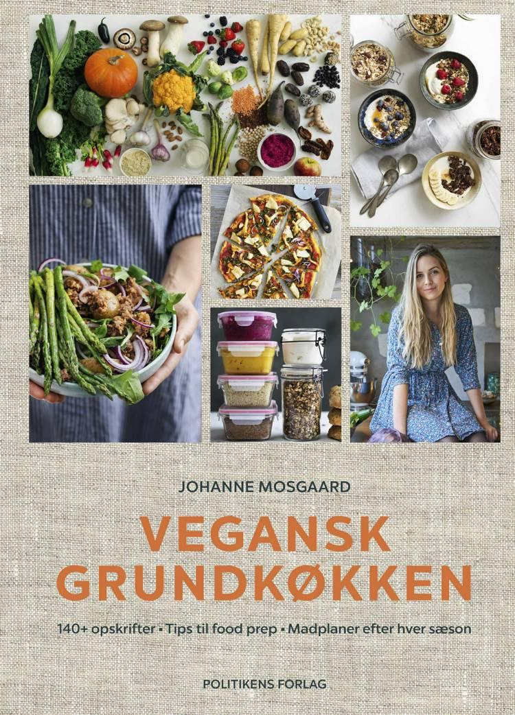 Vegansk grundkøkken af Johanne Mosgaard