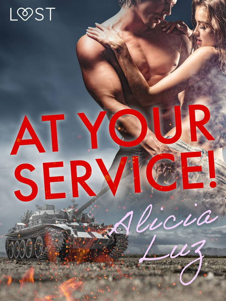 At Your Service! - Erotic short story af Alicia Luz
