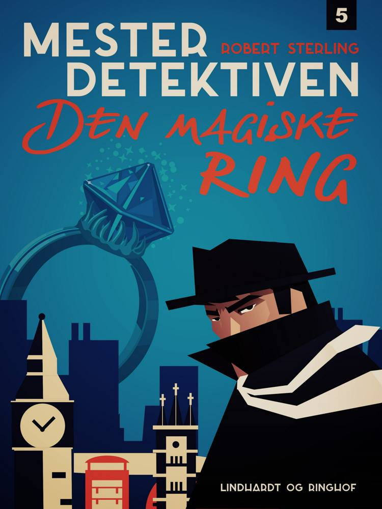 Den magiske ring af Robert Sterling