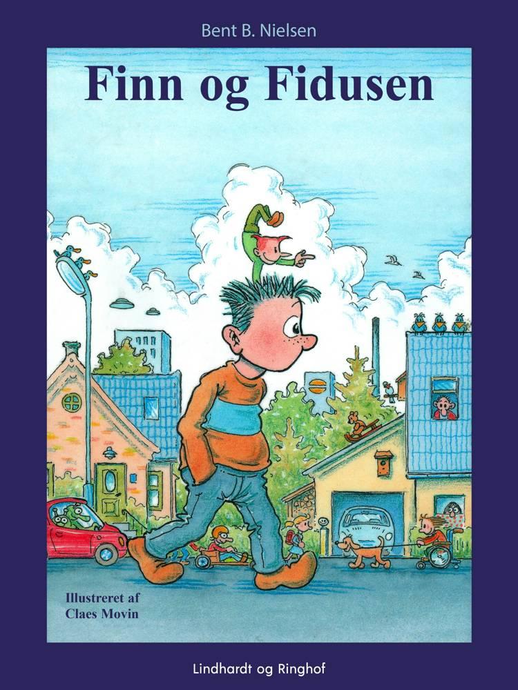 Finn og Fidusen af Bent B. Nielsen
