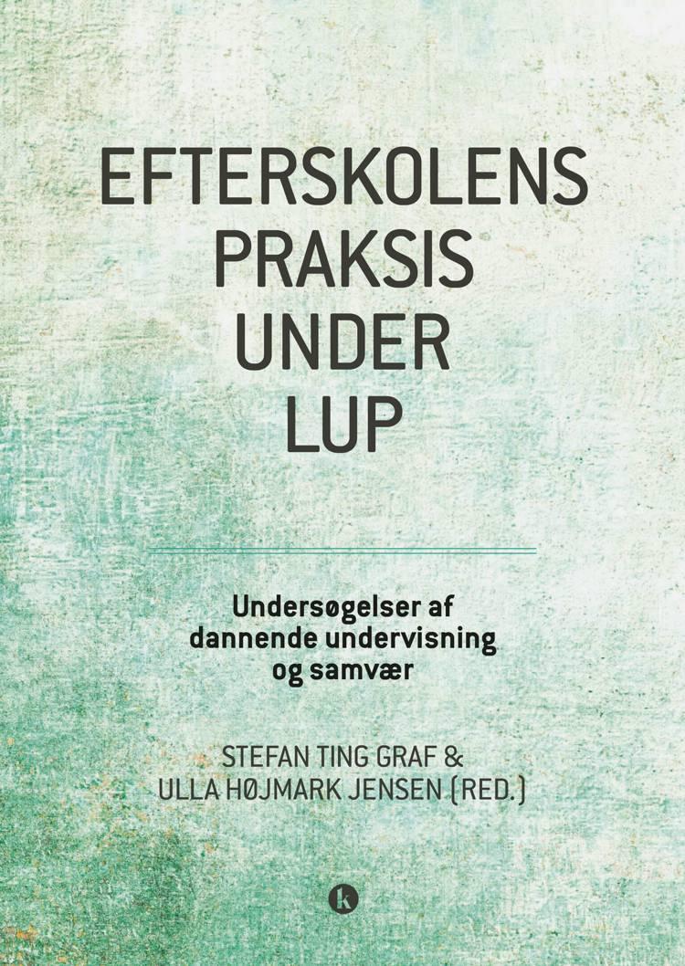 Efterskolens praksis under lup af Ulla Højmark Jensen og Stefan Ting Graf