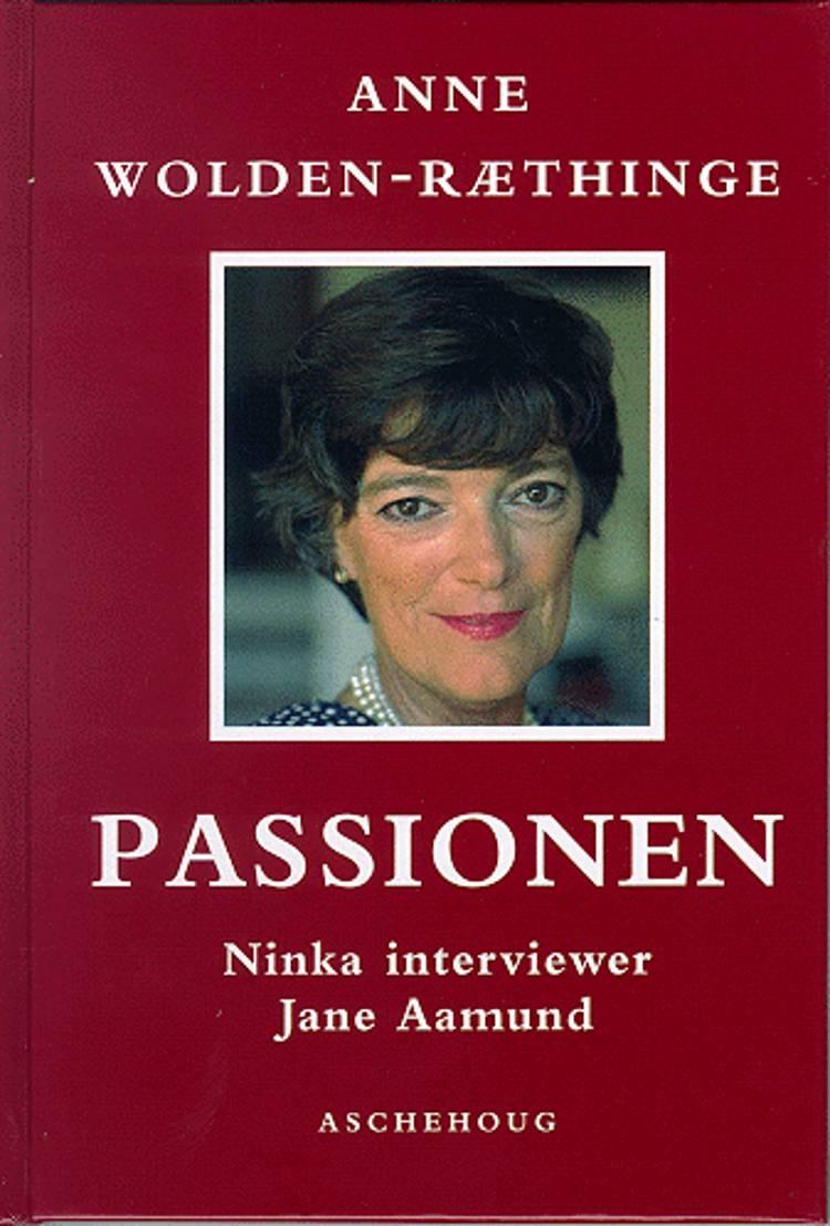 Passionen af Anne Wolden-Ræthinge