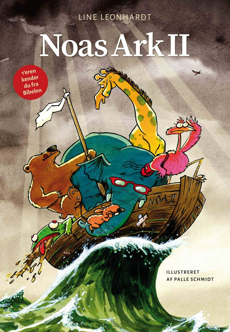 Noas ark II af Line Leonhardt
