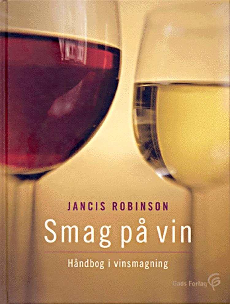 Smag på vin af Jancis Robinson
