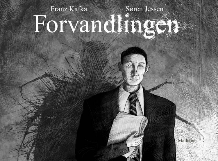 Forvandlingen af Franz Kafka