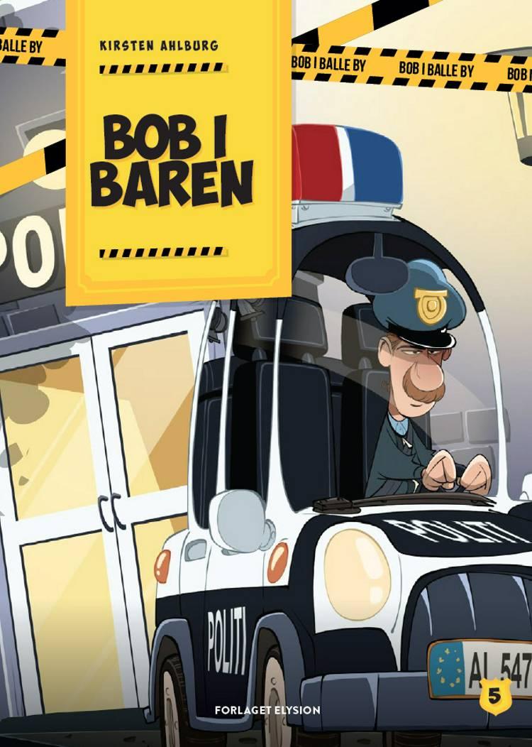 Bob i baren af Kirsten Ahlburg