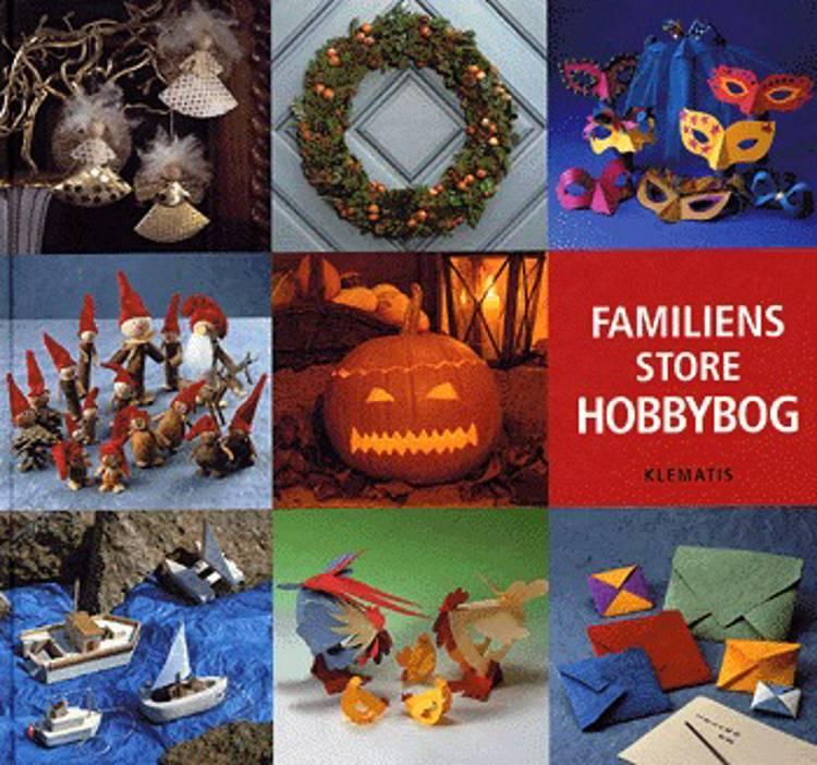 Familiens store hobbybog af Mette Voldmester