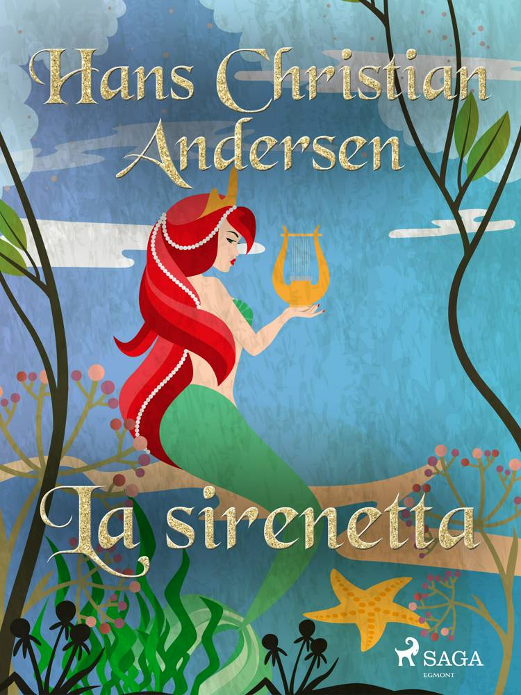 La sirenetta af H.C. Andersen