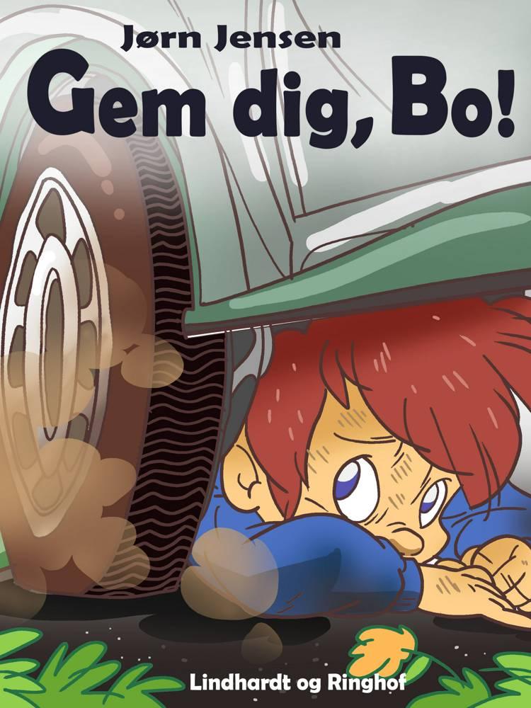 Gem dig, Bo! af Jørn Jensen