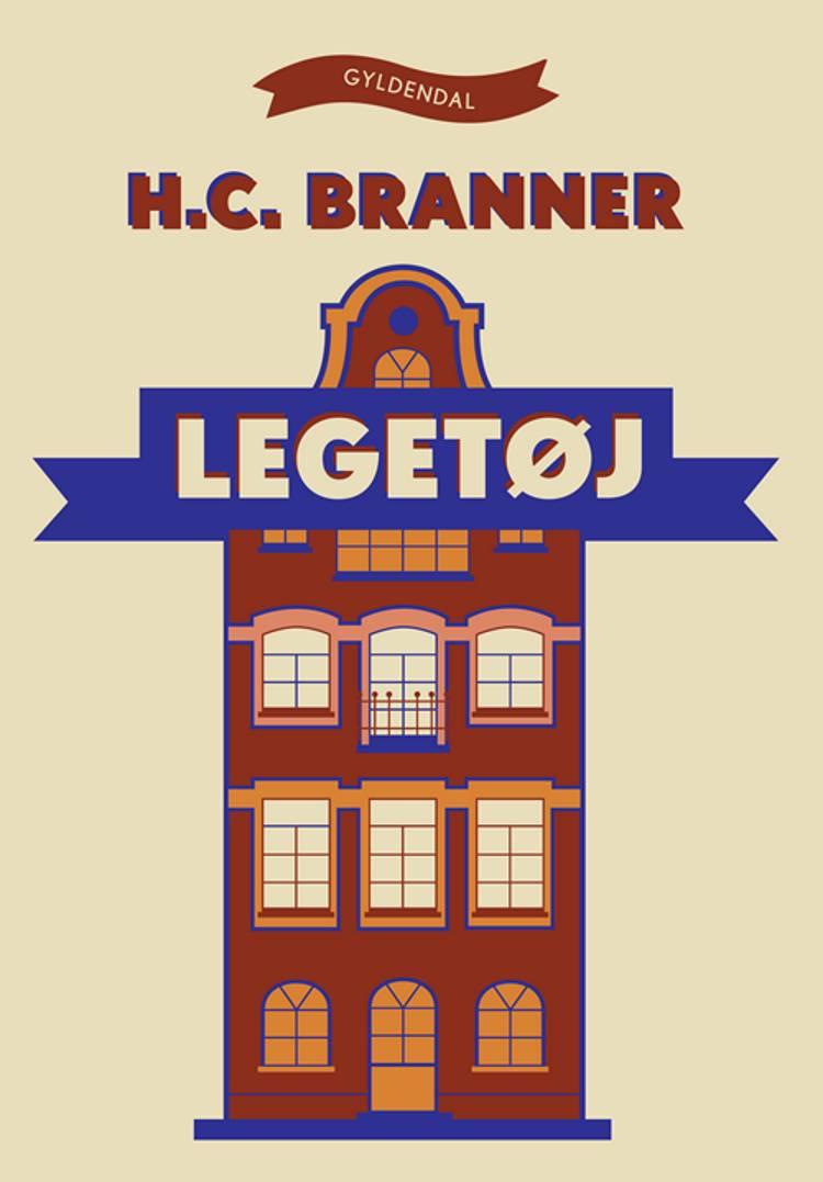 Legetøj af H.C. Branner