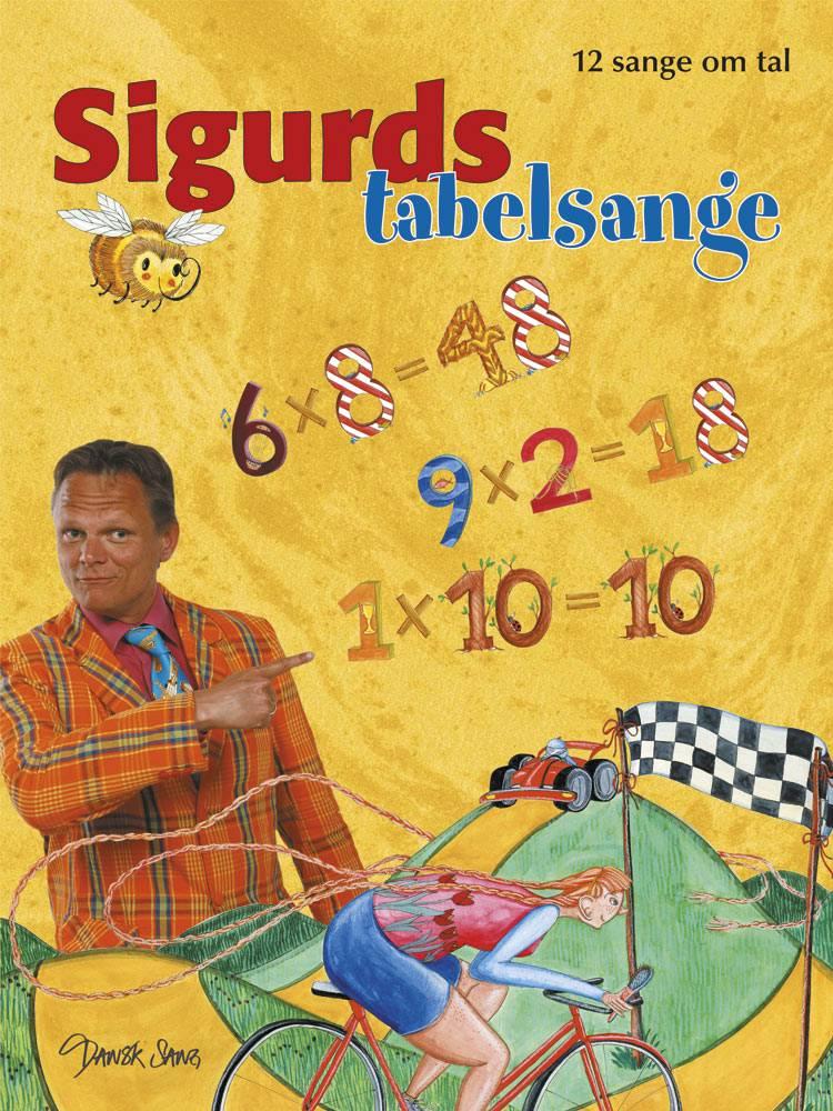Sigurds tabelsange af Sigurd Barrett