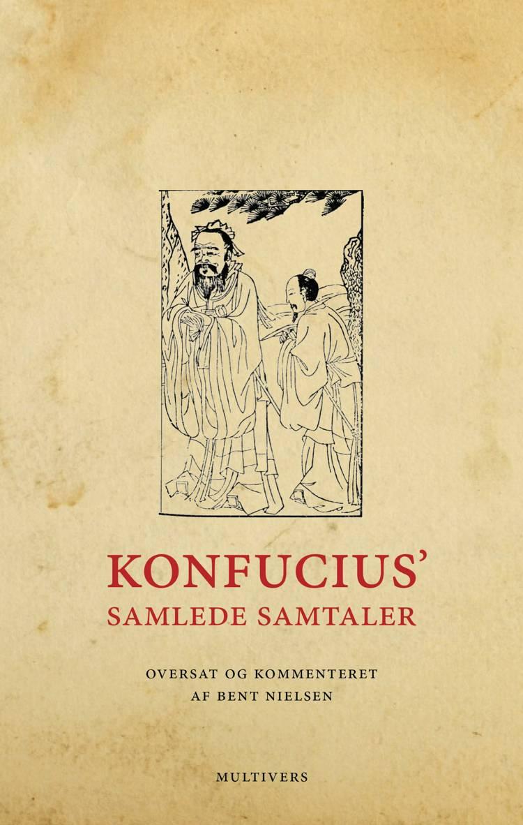 Konfucius: Samlede samtaler af Konfucius