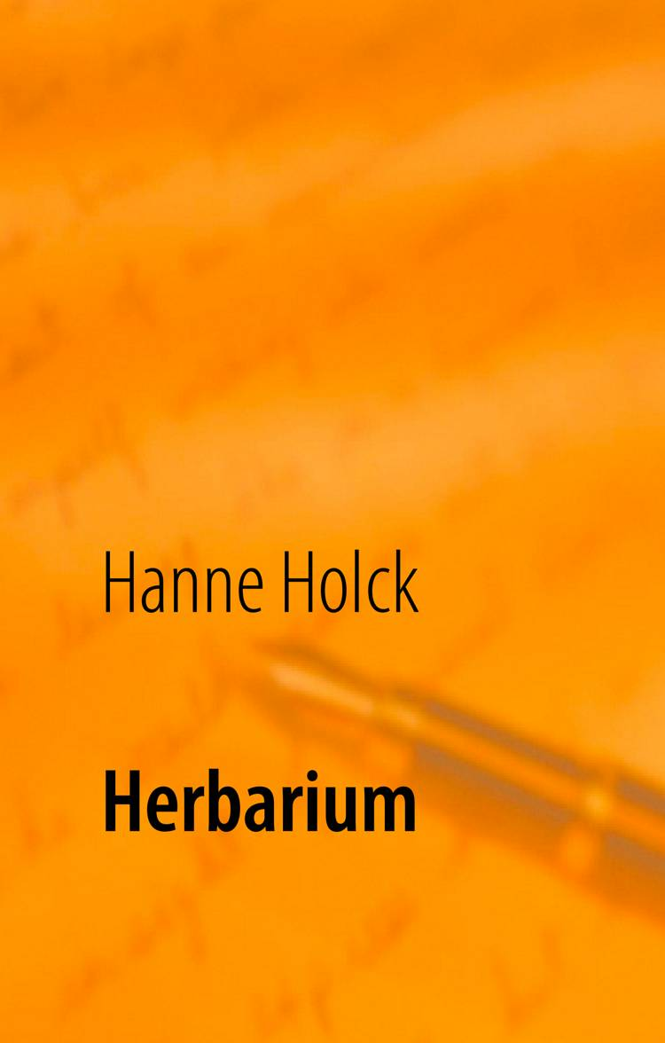 Herbarium af Hanne Holck