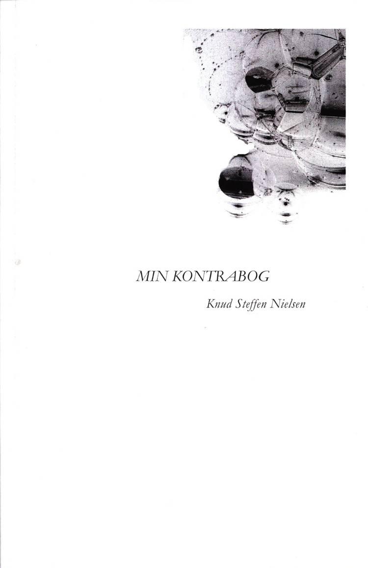 Min kontrabog af Knud Steffen Nielsen