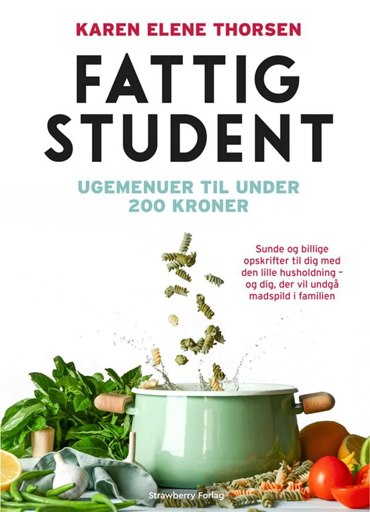 Fattig student af Karen Elene Thorsen