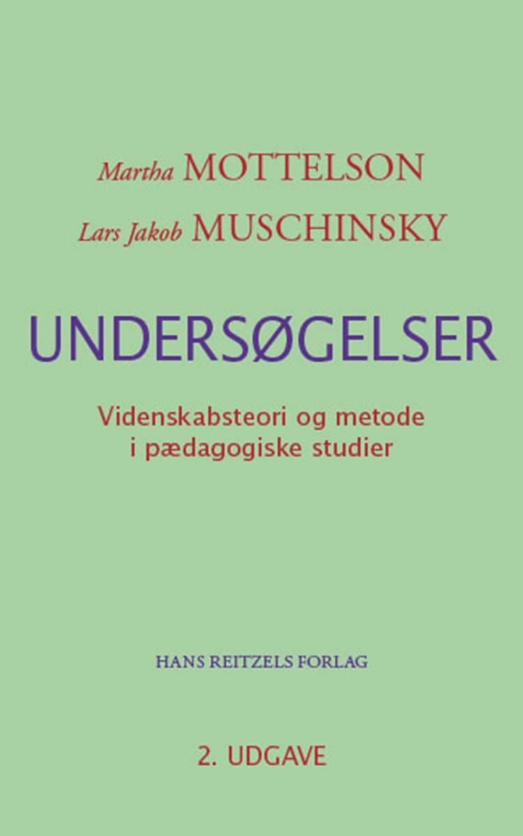 Undersøgelser af Lars Jakob Muschinsky og Martha Mottelson
