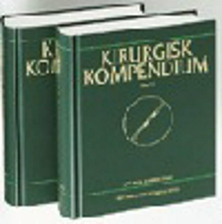 Kirurgisk kompendium af Flemming Stadil, Bjarne Lund og Jørgen Nordling