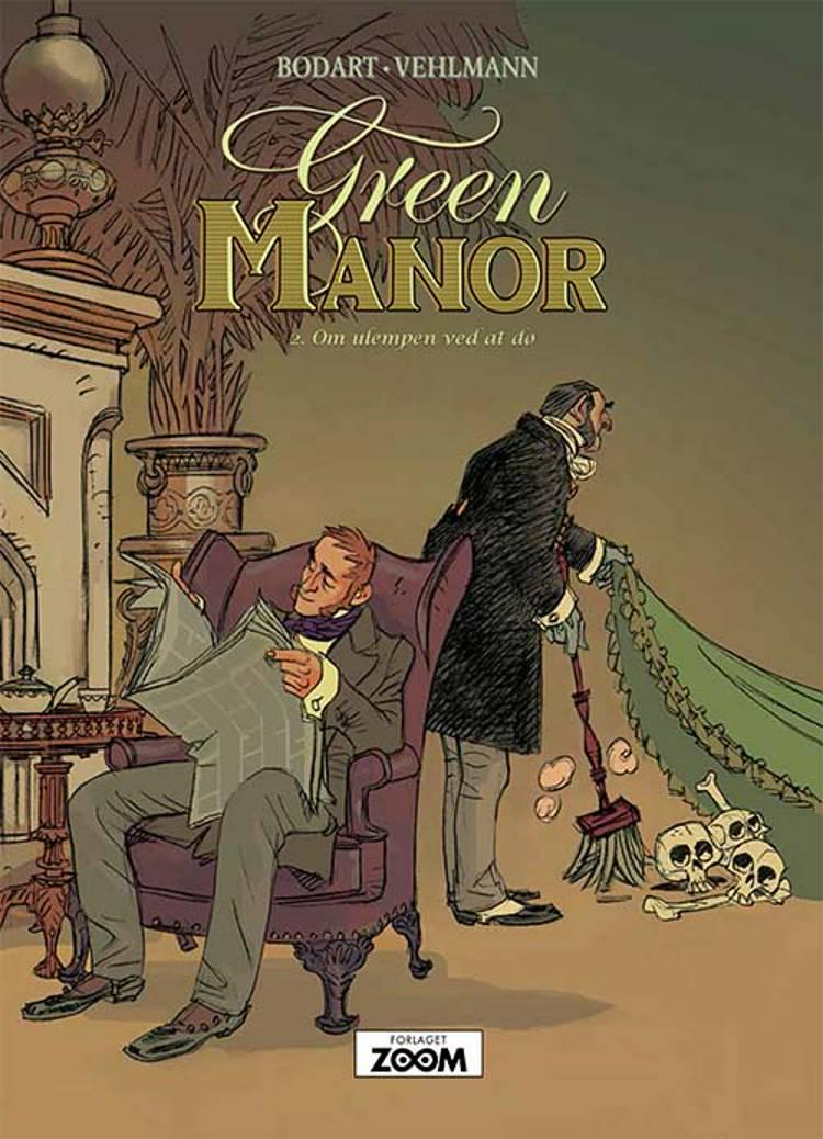 Green Manor 2: Om ulempen ved at dø af Fabien Vehlmann og Bodart