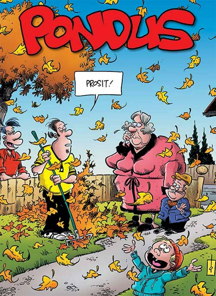 Pondus: Prosit! af Frode Øverli