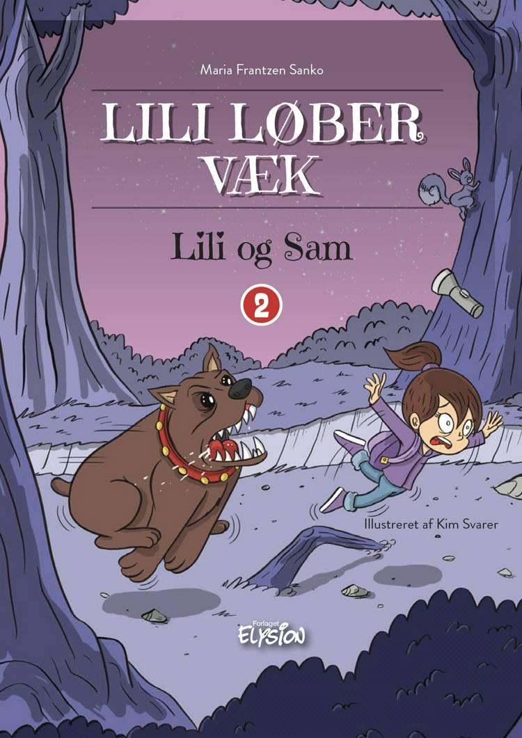 Lili løber væk af Maria Frantzen Sanko