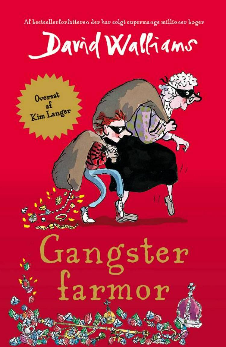 Gangster farmor af David Walliams