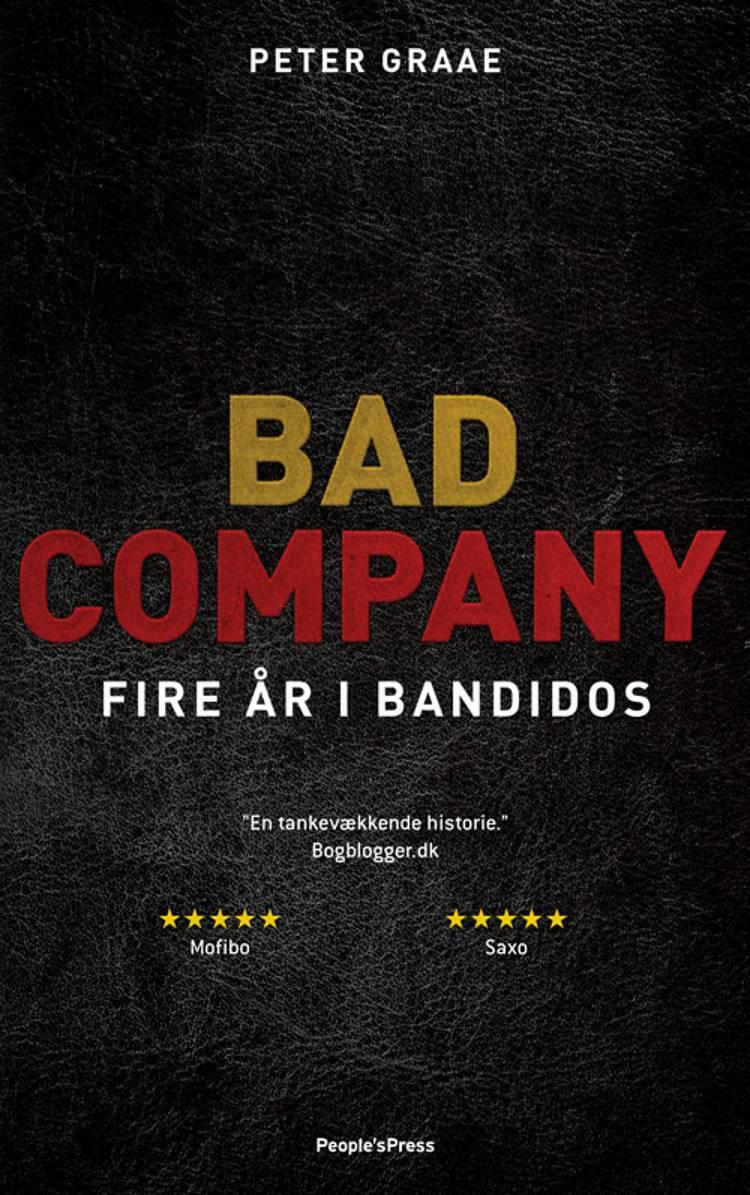 Bad company af Peter Graae