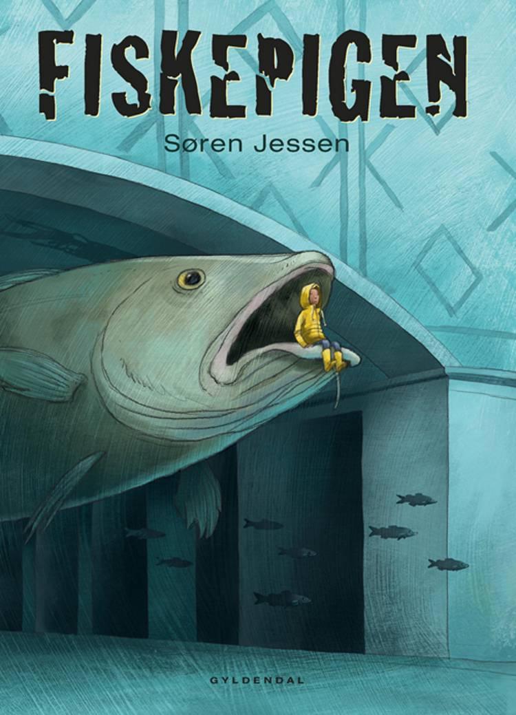 Fiskepigen af Søren Jessen