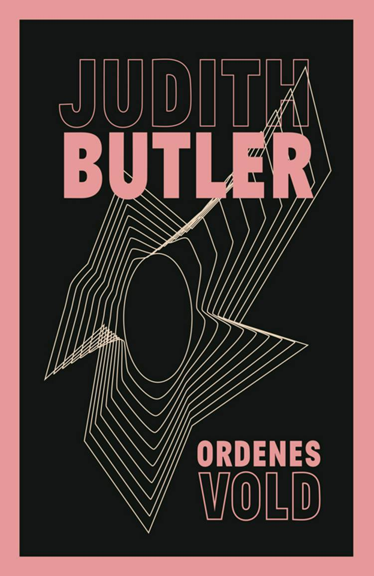Ordenes vold af Judith Butler