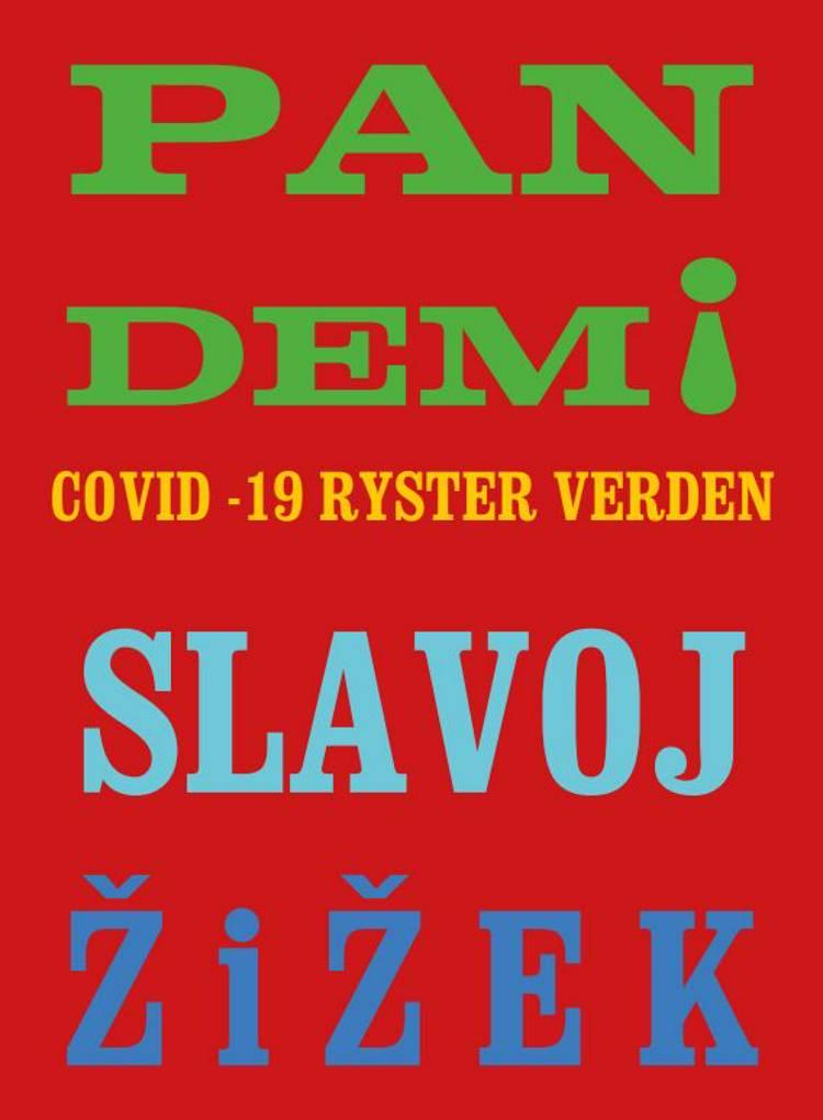 Pandemi! af Slavoj Zizek