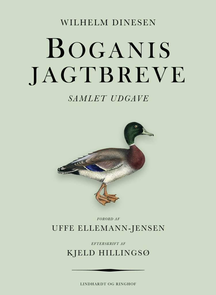 Boganis: Jagtbreve af Wilhelm Dinesen