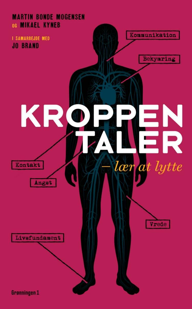 Kroppen taler af Jo Brand, Martin Bonde Mogensen og Mikael Kyneb