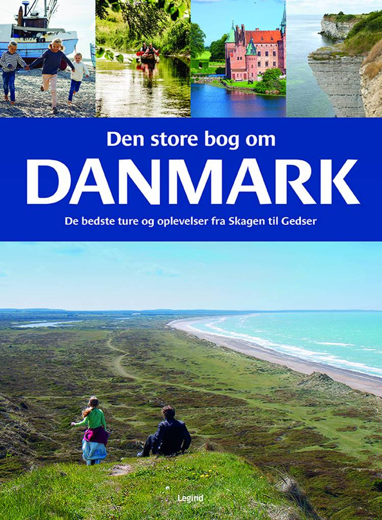Den store bog om Danmark af Jørgen Hansen