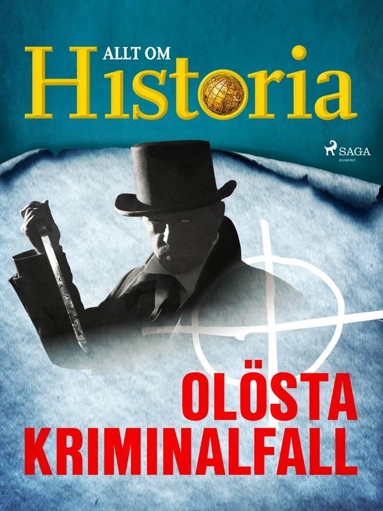 Olösta kriminalfall af Allt Om Historia