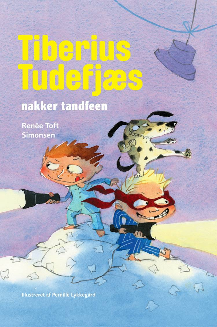 Tiberius Tudefjæs nakker tandfeen af Renée Toft Simonsen