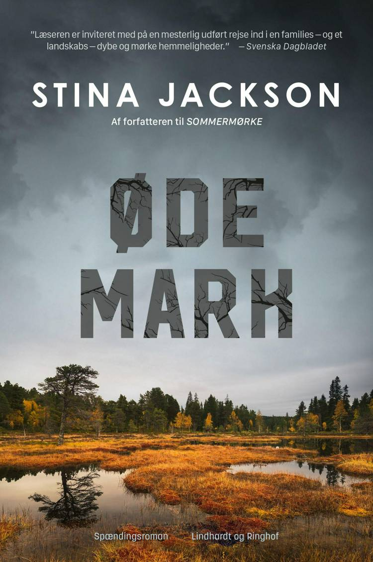 Ødemark af Stina Jackson
