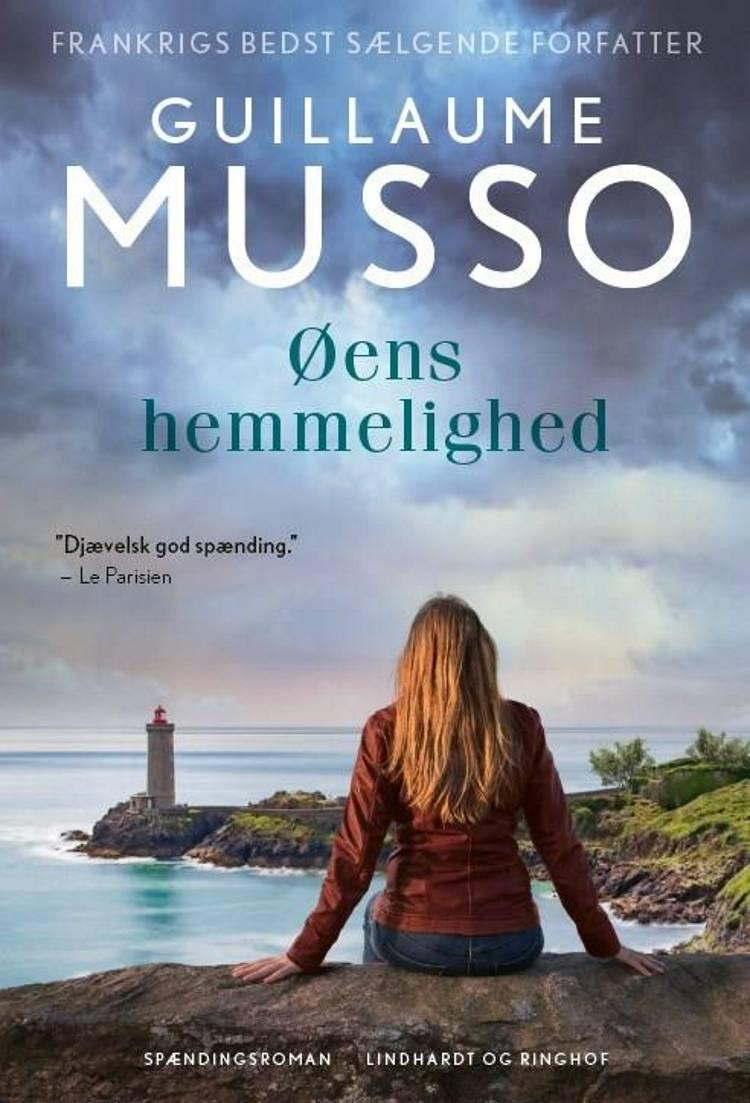 Øens hemmelighed af Guillaume Musso