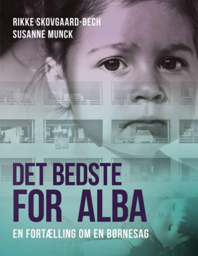 Det bedste for Alba af Susanne Munck og Rikke Skovgaard-Bech